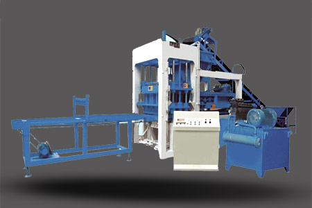 QT8-15 Automatic Block Making Plant