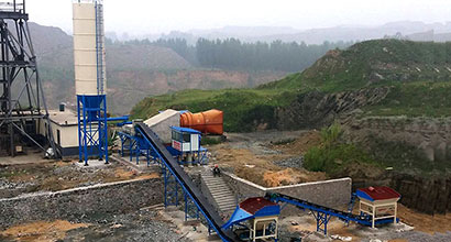 Modular Stabilized Soil Mixing Plant