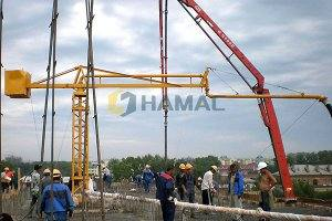 <b>Manual Concrete Placing Boom</b>
