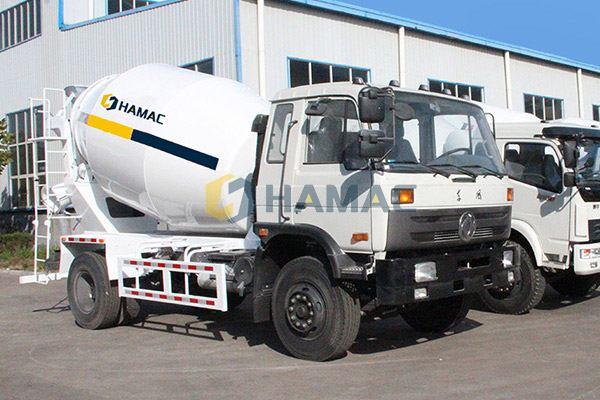 Concrete Transit Mixers Concrete Mixer Truck Smith