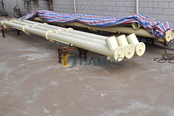 LSY series Screw Conveyor