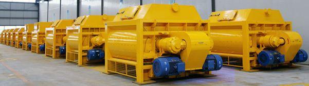 Js Series Concrete Mixer Concrete Agitators Js Series